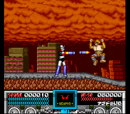Mazinger Z (Japan) [7144] In game screenshot